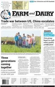 Farm and Dairy Newspaper 5/16/2019 by Farm and Dairy Newspaper - issuu