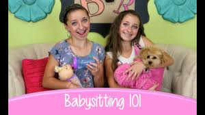 babysitting jobs for 13 babysitting 101 tips and guidelines for beginners