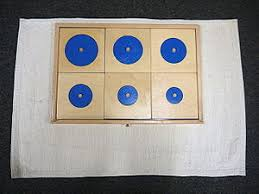 Geometric Cabinet Control Chart Geometric Cabinet Montessori Album