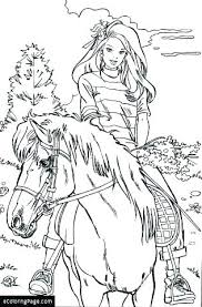 Coloring Pages Free Carousel Horse Coloring Pages Horses Of