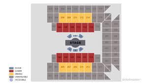 Royal Arena Seating Chart Cirque Du Soleil Royal Farms Arena