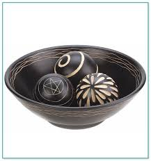 Decorative Bowl With Balls Decorative Glass Balls For Bowls 69