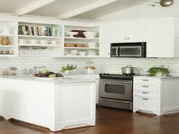Houzz Kitchen Tile Backsplash Home Accecories Subway Tile Kitchen 204656 At Okdesigninterior