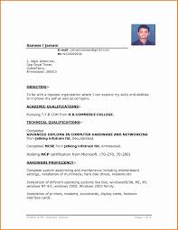 Word Document Resume Template Beautiful Resume Template Microsoft