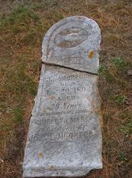Lizzie McGregor (Unknown-1893) - Find A Grave Memorial