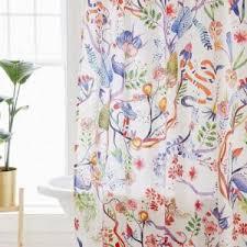 beautiful shower curtains. Vintage Floral Shower Curtains \u2022 Curtain Ideas Within Beautiful