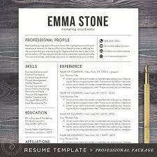 Professional Resume Design Gentileforda Com
