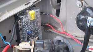 mukiwa build thread expedition portal how to wire a cb radio into a fuse box the red wires running along the firewall are going to the cb i'm going to put it all in that black hose stuff when i have all my lights etc wired up