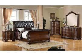 King Sleigh Bed Bedroom Sets Sleigh Bedroom Sets California King Brooke California King Sleigh