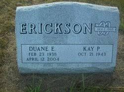 Duane Erickson (1938-2004) - Find A Grave Memorial