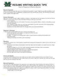 Resume Extracurricular Activities Sample Inspirational Resume Extracurricular Activities Sample Resume 10