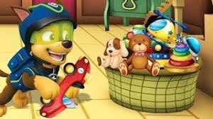 paw patrol full s pups save chase skye keep things neat funny story animation for kids