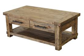 rustic end tables canada country reclaimed solid wood farmhouse coffee table at gowfb on rustic round