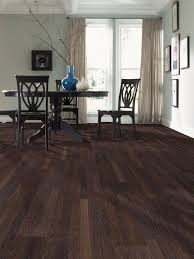 Mohawk Barchester Ebony Laminate Flooring Has In Register Embossing To  Mirror The Wood Grain Pattern Of Natural Wood.