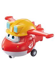 <b>Мини</b>-<b>трансформер</b> Джетт (команда Строителей) <b>Super Wings</b> ...
