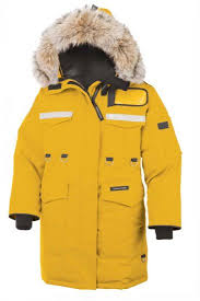 Canada Goose Ladies Resolute Parka Yellow,canada goose cheap langford parka,UK  Discount Online Sale