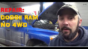 Dodge Ram 2500 Service 4wd Light Dodge Ram No 4wd
