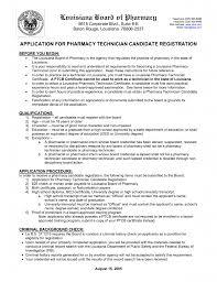 ... cover letter Cvs Pharmacy Technician Trainee Resume S Lewesmr Custom  Illustration Middot Certified Slesample resume for