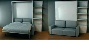 murphy bed couch kit combo ikea over sofa diy and s home improvement excellent