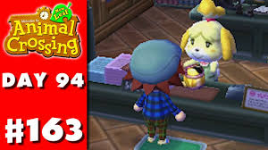 animal crossing new leaf part 163 golden can nintendo 3ds gameplay walkthrough day 94 you