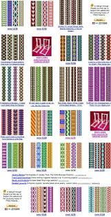 Bead Loom Patterns Interesting Free Bead Patterns For The Loom Edit Seems Like The Link Isn't