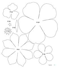 Flowers Templates Templates