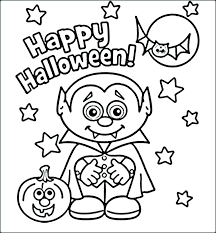 Cool Halloween Coloring Pages Coloring Pages Fun And Cute More Cute