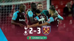 HIGHLIGHTS: TOTTENHAM HOTSPUR 2-3 WEST HAM UNITED ⚒ - YouTube