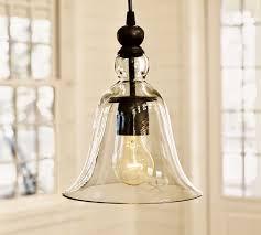 rustic pendant lighting kitchen. Small Rustic Glass Indoor Outdoor Pendant Pottery Barn Regarding Light Remodel 17 Lighting Kitchen E