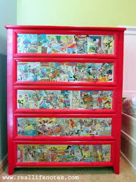 comic book furniture. Comic Book Dresser Furniture
