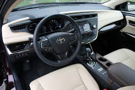 2015 Toyota Avalon Hybrid - Driven Review - Top Speed