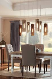 Lighting Above Kitchen Table Light Over Kitchen Table Interior Dining Room Kitchen Rustic