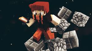 This is an old Minecraft wallpaper, I ...