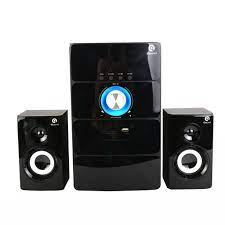 Loa Vi Tính Bluetooth iSound SP265B 2.1