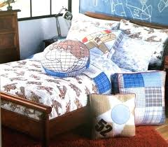 airplane bedding full s bed sheets comforter vintage