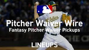 Mlb Closer Chart 2018 Mlb Waiver Wire Pitcher Pickups Week 20