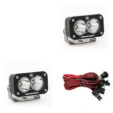 baja designs s2 sport led light pair w wiring harness home > lighting > pod lights > baja designs s2 series > baja designs s2 sport led light pair w wiring harness