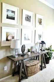 long hallway table. Hall Table Ideas Epic Long Hallway Corating Ias Signing Home Elegant Interior And Furniture Layouts Pictures .