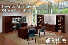 how to arrange office furniture. howtoarrangeofficefurniture how to arrange office furniture ontimesuppliescom