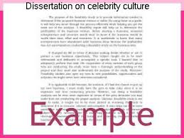 dissertation on celebrity culture coursework service dissertation on celebrity culture i need help my paper dissertation on celebrity culture essay