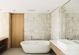bathroom with gorgeous bathtub 500786157
