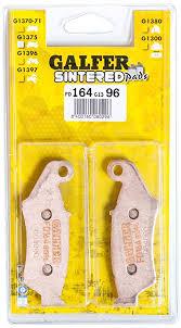 Galfer Fd138g1396 Sintered Front Brake Pad