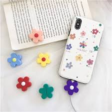 1pc <b>Cute Flower</b> Modeling Cable Protector Kawaii <b>Funny</b> Earphone ...