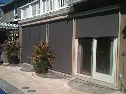 exterior shades patio sun shades
