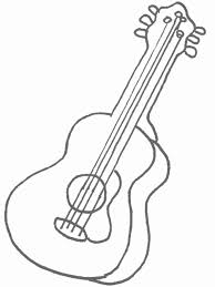 Small Picture 99 ideas Coloring Pages For Guitars on wwwcleanrrcom