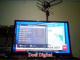 Penghentian siaran analog secara nasional akan dimulai pada 30 juni 2021. Tv Digital Cirebon Doel Digital