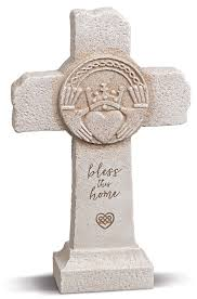 bless this home celtic cross