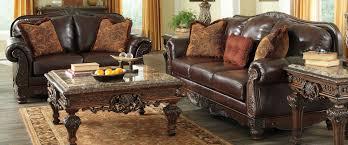 North Shore Furniture Ashley west r21