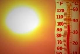 Прогноз погоди: в очікуванні прохолоди