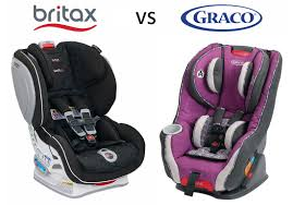 britax vs graco which car seat brand to choose